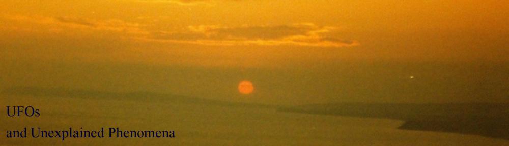 UFOs and Unexplained Phenomena